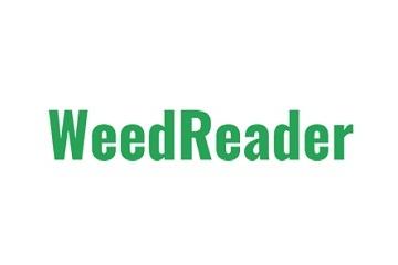 Weedreader logo 60h